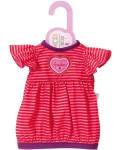 Dolly Moda Jurk Nachthemd - 30-36 cm - Poppenkleertjes