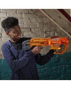 NERF Doomlands Double-Dealer - Blaster