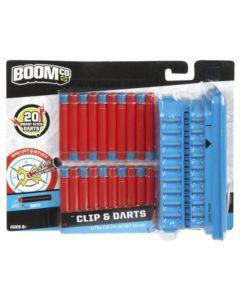 Boomco Clip & Pijltjes