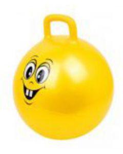 Small Foot Skippybal Smiley Geel 40 cm
