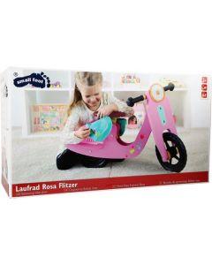 Small Foot Loopfiets Pink Speedster - Loopfiets - Meisjes - Roze