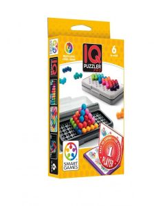 Smart Games IQ Puzzler Pro (120 opdrachten)