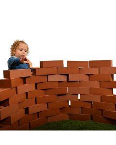 25 stuks levensgrote bouwstenen