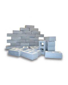 40 stuks levensgrote bouwblokken