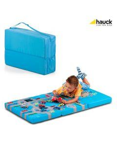 Hauck Sleeper - Campingbed Matras 60x120 cm - Blauw