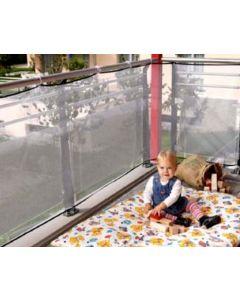 Jippie's - Veiligheidsnet voor balkon - 294x94 cm