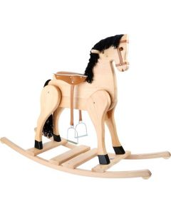 hobbel paard deluxe