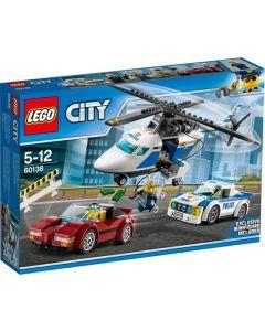 LEGO City Snelle Achtervolging - 60138