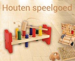 houten speelgoed thema