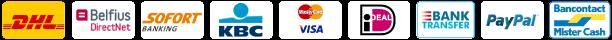 payment-logo's